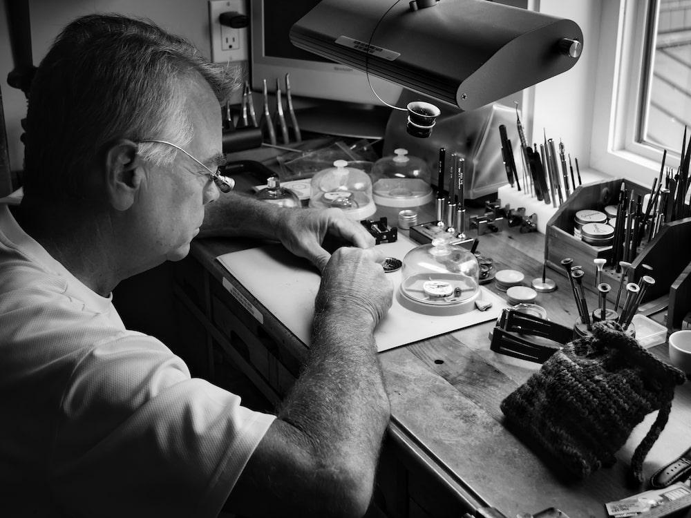 Ken Turpen, Horologist and Watchmaker
